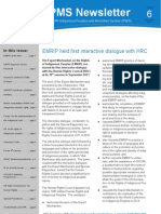 IPMS NEWSLETTER n° 6  AUG-DEC 2011