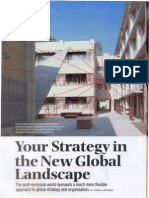 Your Strategy in the New Global Landscape