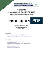 Viet Nam Proceedings2008