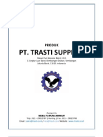 PT.trasTI SUPPLIER (Pumps for Industry, Mining, Oil and Gas)