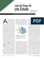Emissão de gases e efeito estufa_egee