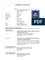 Habib's CV