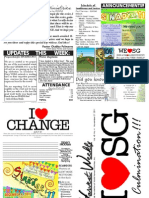 WHM Weekly Newsletter - 27 November 2011