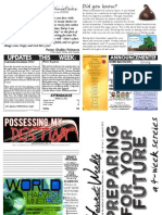 WHM Weekly Newsletter - 8 January 2012