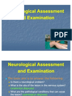 Neurological Assessment and Examination-1