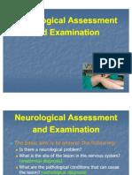 Neurological Assessment and Examination-1