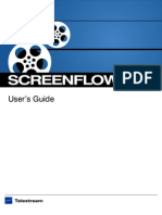 Screen Flow User Guide