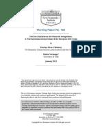A Post-Keynesian Interpretation of the European Debt Crisis