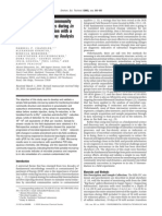 Monitoring Microbial Community Structure Dynamics VI Bio Remediation