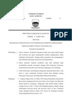 Perda Kota Bandung No 11 Tahun 2010 tentang Penagturan Miras