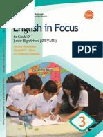 Kelas09 English in Focus Artono Masduki Sukirman