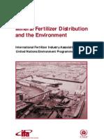 IFA UNEP Distribution