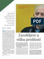Zarobljeni u višku prošlosti - Mirko Đorđević, sociolog i publicist (intervju, Svjetlo riječi)