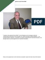1094 Lhistoire Secrete Du Petrole Algerienvue Par Hocine Malti