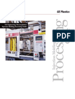 G.E. Thermoplastics Injection Moulding Processing Guide