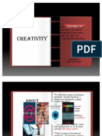 Book Review on Creativity