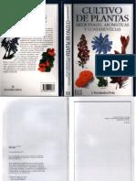 Fernandez-Pola J. - Cultivo de Plantas Medicinales Aromaticas Y Condimenticias