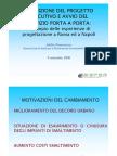 Raccolta differenziata porta-a-porta Roma e a Napoli