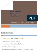 Accounts Project
