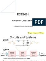 1.ECE2061 Review of Circuit Theory