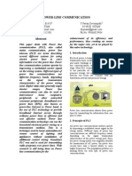 Ppt on Power Line Communication by Arun Bhushan & Pvan Devarapalli