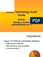 GTAG 06 Global Technology Audit Guide