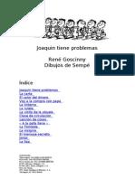 El Pequeño Nicolas 05 Joaquin Tiene Problemas - Goscinny Rene