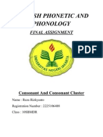 English Phonetic and Phonology