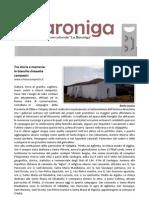 Giornalino La Baroniga Dicembre 2011