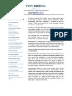 PDPU Journal - 22.11.2011[1]