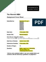 RED BULL- Marketing Success Report FINAL