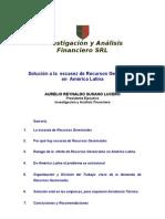 Solución a la Escasez de Recursos Gerenciales en Latinoamerica