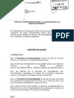 FELIZ 147° ANIVERSARIO PROVINCIA DE HUANCABAMBA