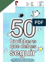 50 Twitters