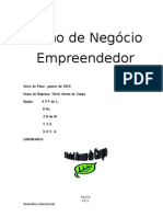 Empreededorismo Com Acertos e Logomarca MANDEI PARA O SITE SCRIB