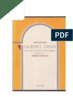 John Kleeves - Sacrifici Umani