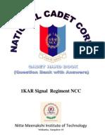 Ncc Study Material_1KAR Signal Regiment NCC