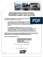Copy of Trooper Cadet Application