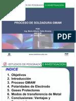 Proceso Soldadura GMAW