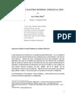 Humanicemos Nuestros Informes (Luis Felipe Ulloa)