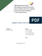 Modelos de Calidad Gestion Proyecto
