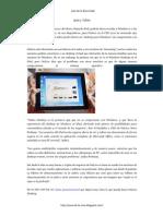 iPad y Tablet              Jose de la Rosa Vidal