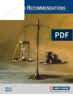 Portfolio Recommendations Comprehensive Nov11