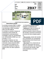 Came Cancello ZBX7 (Manuale)