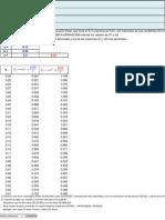 Trabajo Excel Distancia