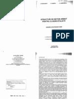 Structuri de Beton Armat Pentru Cladiri T Postelnicu