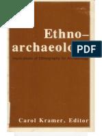 Kramer - Ethnoarchaeology