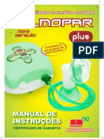 Manual Nebulizador