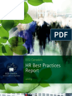 ECO HR Best Practices Report