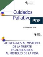 003 Cuidados paliativos (Dr. Felipe Martínez Arronte)